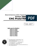 Manual Cnc Prototrak Slx 37