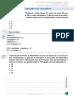 Resumo 719100 Luis Telles 28579635 Raciocinio Logico Certo e Errado Aula 01 Operacoes Com Conjuntos