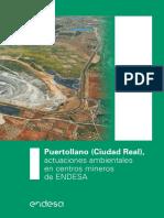 Puertollano (Ciudad Real), Actuaciones Ambientales en Centros Mineros de Endesa (2016)