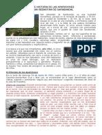 Breve Historia de Garabandal