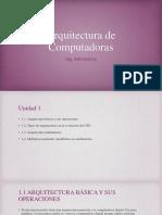 Arquitectura de Computadoras 4A