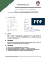 Silabo Normatividad Aplic Const-uac-2018 I_jose Cabezas