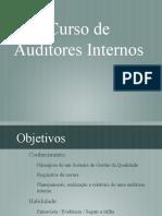 Curso de Auditores Internos