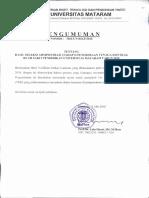 Hasil Seleksi Administrasi Rumah Sakit 31052018