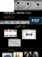 Energia Magnetica