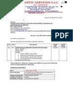 Prof-0874 Servicio de Calibracion Detector Multigas