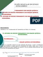Topico3 Difusao Molecular Reaçao Quimica