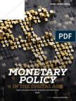 MONETARY POLICY - In the Digital Age