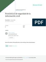 ACIS PronosticosInfoSEC 2018