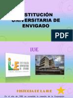 Institución universitaria de Envigado Presentación