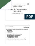 Manual JLex