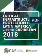Reporte de Infaestructura Critica America Latina 2018