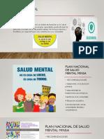 ASISTENCIA en Salud Mental