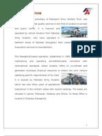 Askari Aviation Services Marketing Report