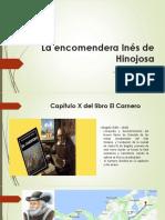 La Encomendera Inés de Hinojosa