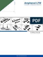 Amphenol RJ45 Catalogue