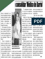 01-06-18 Proyecta Adrián consolidar 'Médico de Barrio'