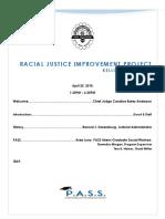 racial justice improvement project kellogg site-visit - agenda 4