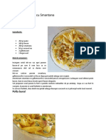 Paste Carbonara cu Smantana.doc