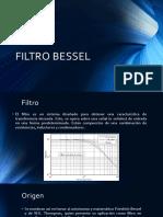 Filtro Bessel