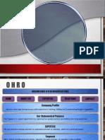 PPT for OM HARI OM Consultants