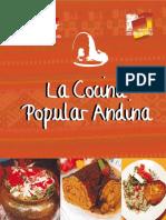 Cocina Popular Andina
