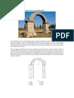 El Simbolismo Del Arco en La Arquitectura