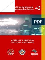 MTB 42 - COMBATE A INCÊNDIO EM LOCAL CONFINADO