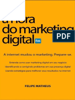 A Hora Do Marketing Digital - Felipe Matheus