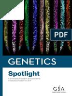 GENETICS Spotlight 2017