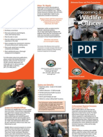 Become Wildlife Officer