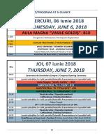 Congres National ORL - Program Preliminar 2018