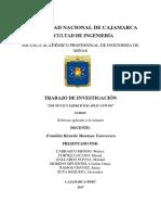 Informe Simnet II