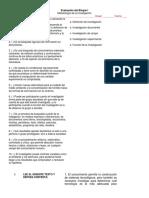 Evaluación Final de Metodología 2017
