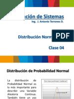 Distribución-Normal