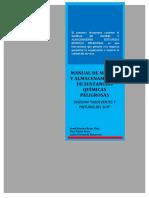 Manual de Manejo y Almacenamiento de Sustancias Quimicas Peligrosas Disolpin (1)