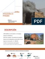 Producción de Ladrillos Artesanales en Arequipa (1)