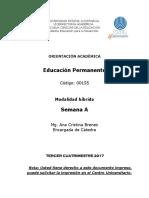 Educación Permanente