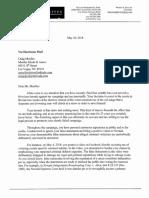 MUELLER Response letter