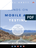 How to become a mobile tester
