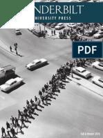 Vanderbilt University Press Fall/Winter 2018 Catalog