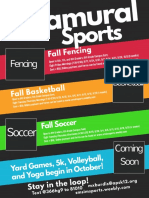 fall 2018 im sports flyer
