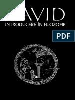 David Armeanul - Introducere În Filosofie