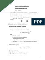 Diseño de Sistema Hidroneumático