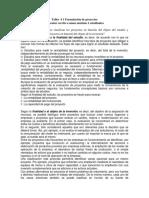 Taller 1 Formulación de Proyectos (2)