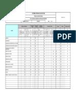 FGI41 Matriz de Elementos de Proteccion Personal