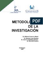 Libro Metodologia Investigacion