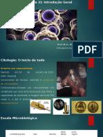 CH 1 - Introdução e Membrana