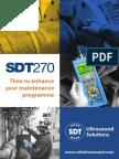 SDT270-Folder-En Ultrasonic Detector Leak