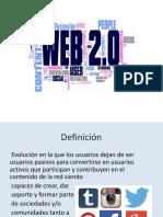Exposicion Web 2 y 3